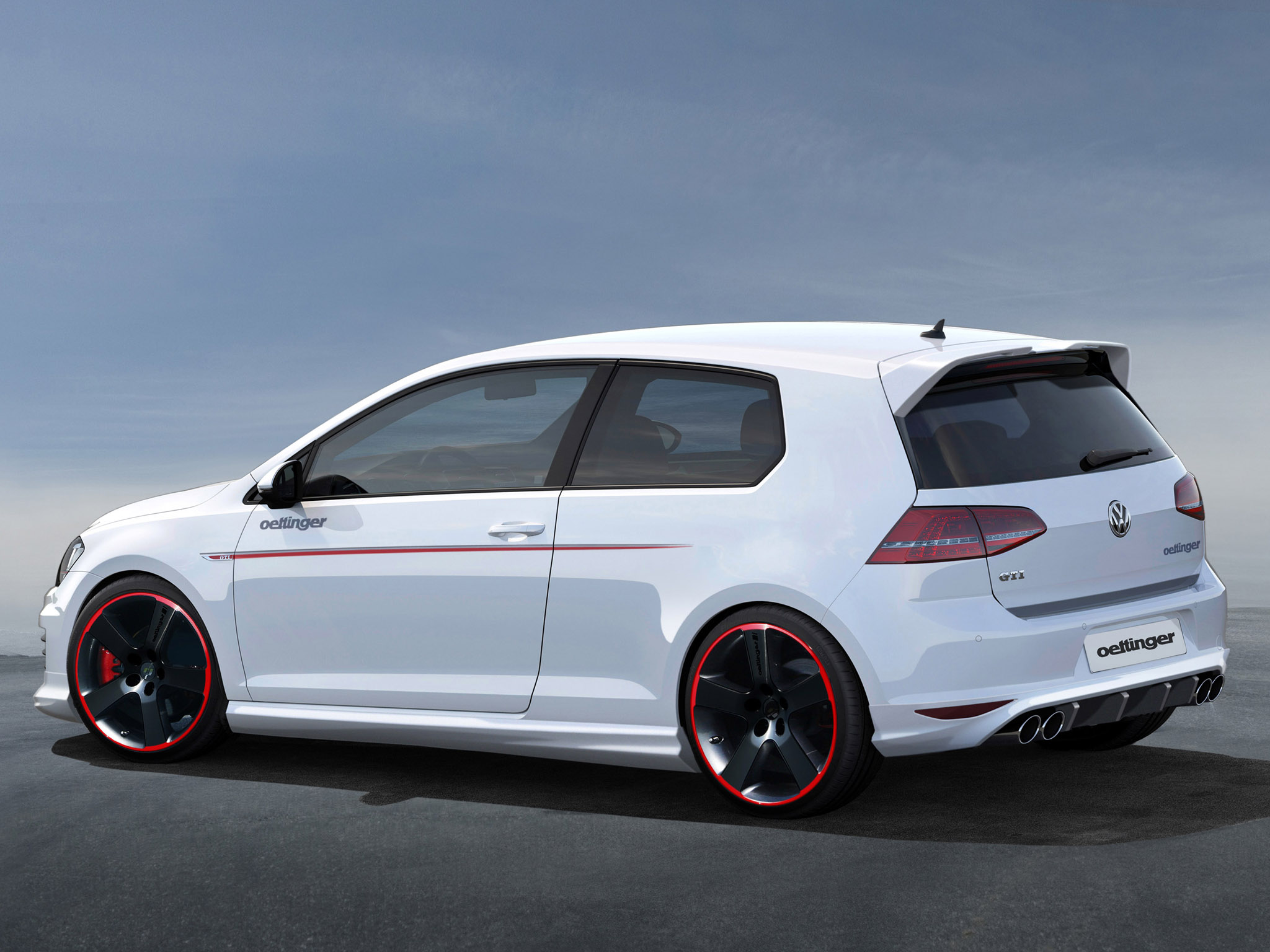 2013 oettinger volkswagen golf gti tuning w wallpaper. Black Bedroom Furniture Sets. Home Design Ideas