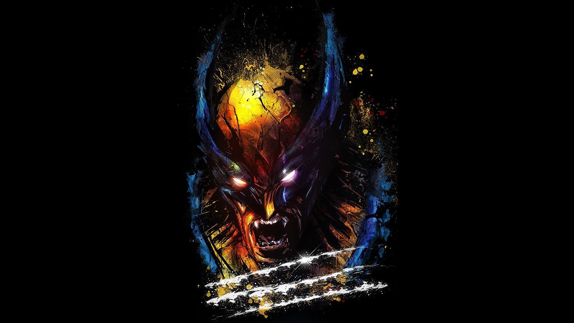 Wolverine Marvel Wallpaper 1920x1080 125742 Wallpaperup