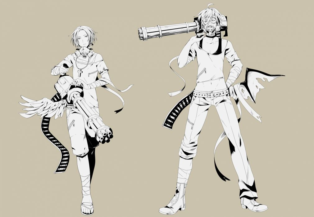 UTAU Vocaloid wallpaper
