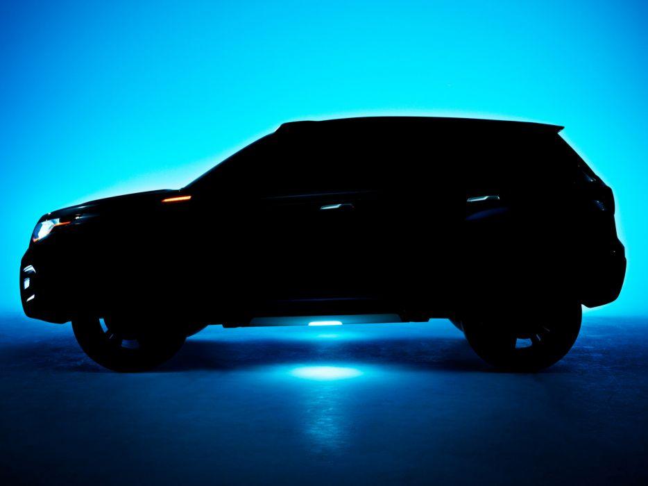 2013 Suzuki N-4 compact SUV lights  f wallpaper