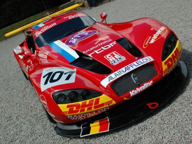 2008 Gillet Vertigo GT2 race racing supercar m wallpaper