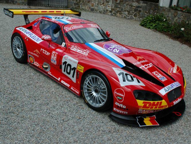 2008 Gillet Vertigo GT2 race racing supercar h wallpaper