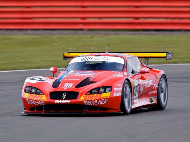 2008 Gillet Vertigo GT2 race racing supercar wallpaper