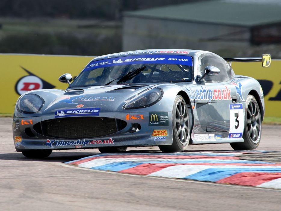 2008 Ginetta G50 Cup race racing supercar    g wallpaper