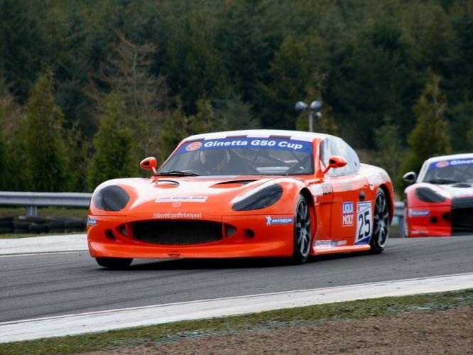 2008 Ginetta G50 Cup race racing supercar ge wallpaper