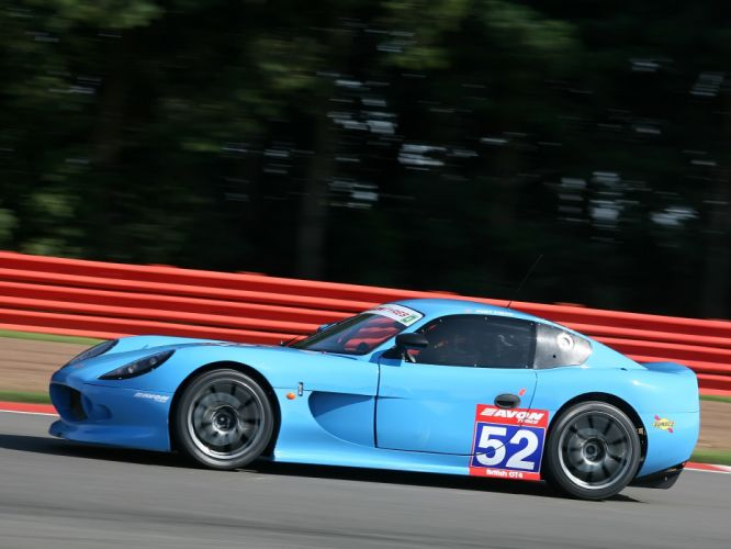 2008 Ginetta G50 Cup race racing supercar h wallpaper