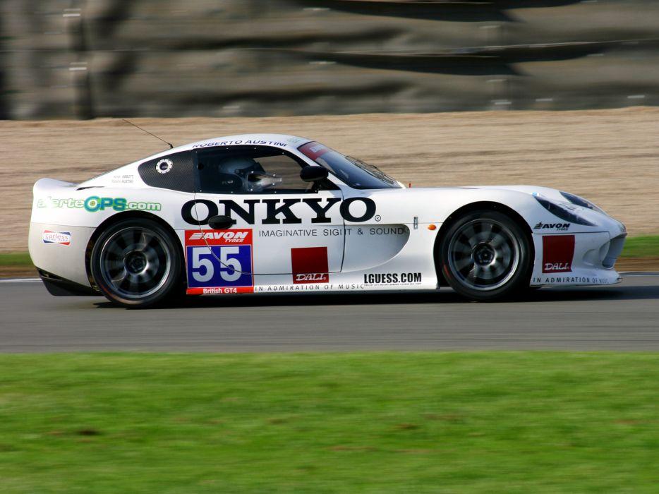 2008 Ginetta G50 Cup race racing supercar  e wallpaper