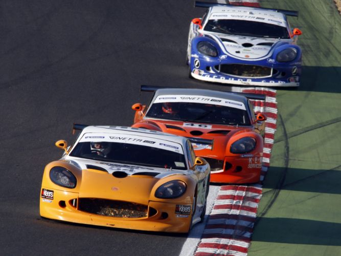 2008 Ginetta G50 Cup race racing supercar d wallpaper