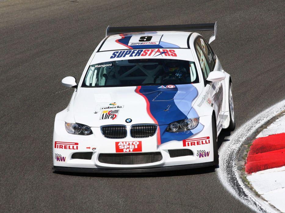 2008 BMW M3 Sedan SuperStars Series E90 race racing m-3   h wallpaper