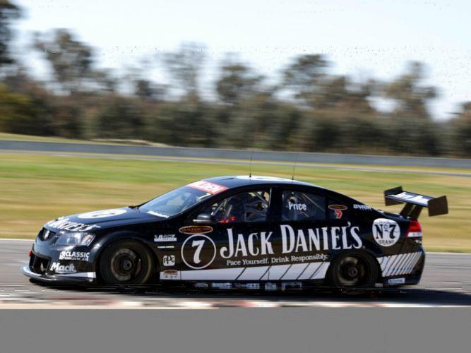 2007 Holden Commodore V8 Supercar V-E race racing v-8 x wallpaper