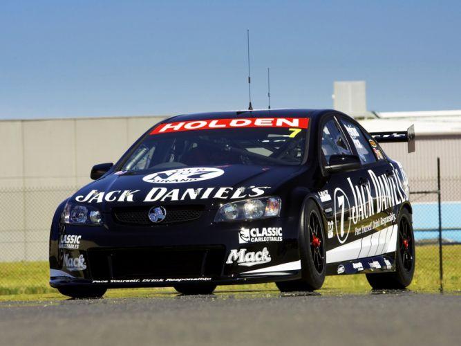 2007 Holden Commodore V8 Supercar V-E race racing v-8 wallpaper