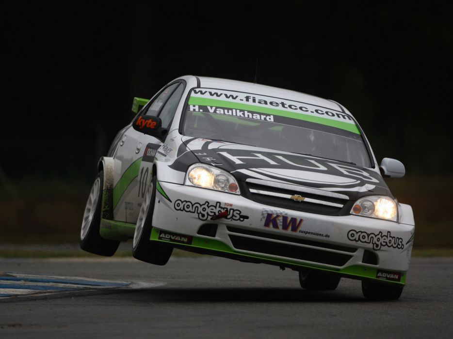 2007 Chevrolet Lacetti ETCC race racing wallpaper