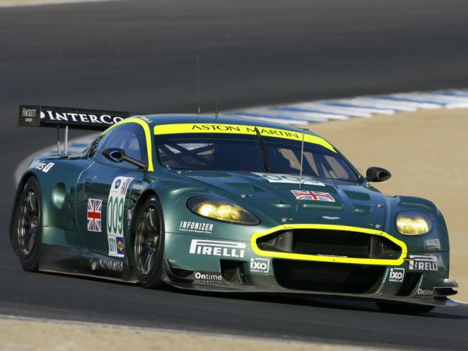 2007 Aston Martin DBR9 race racing d wallpaper