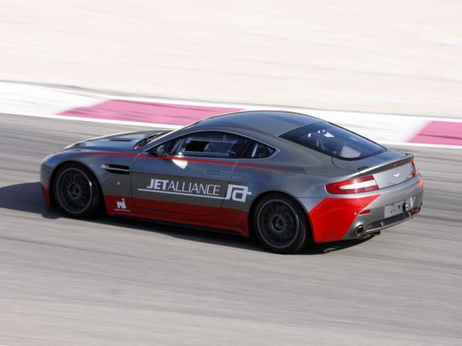 2007 Aston Martin V8 Vantage N24 race racing supercar v-8 fd wallpaper