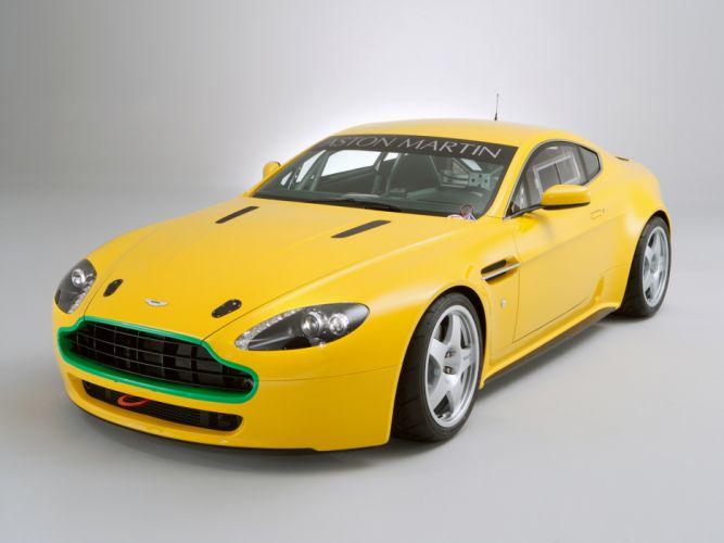 2007 Aston Martin V8 Vantage N24 race racing supercar v-8 fv wallpaper
