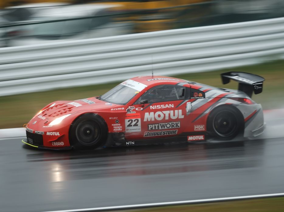 2007 Nissan 350Z Nismo Super-GT Z33 race racing supercar g-t   f wallpaper