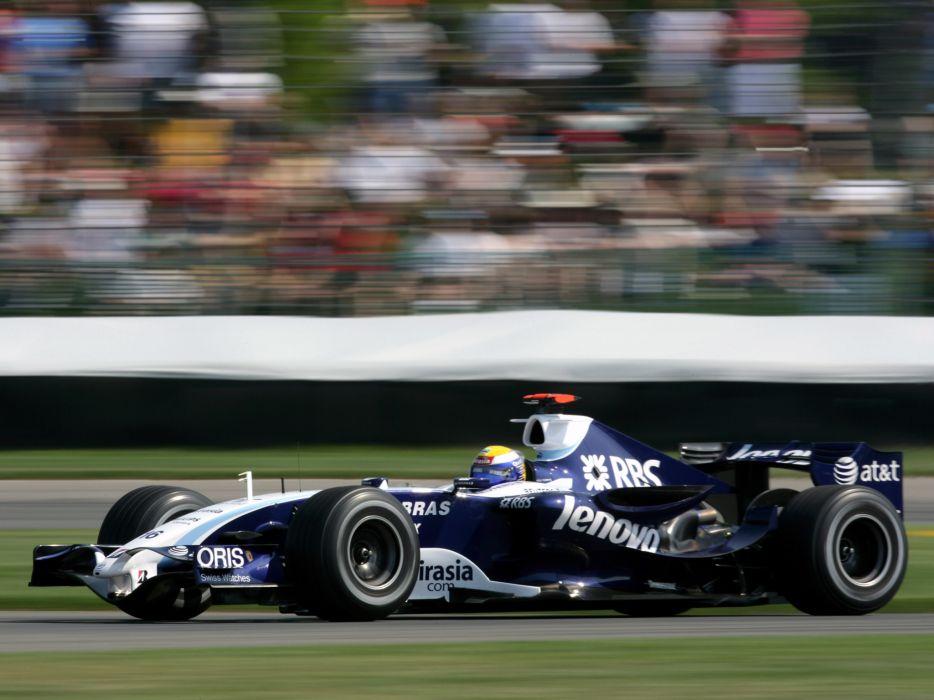 2007 Williams FW29 Formula One formula-1 f-1 race racing    f wallpaper