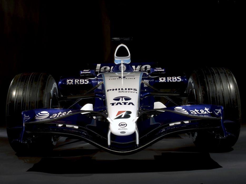 2007 Williams FW29 Formula One formula-1 f-1 race racing wheels   d wallpaper