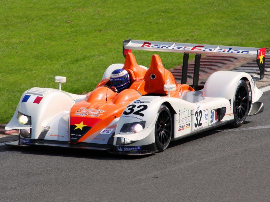 2007 Zytek 07S race racing le-mans    f wallpaper