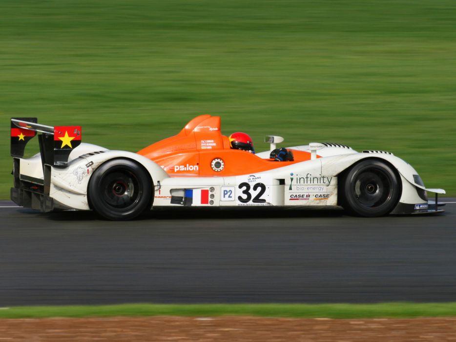 2007 Zytek 07S race racing le-mans wallpaper