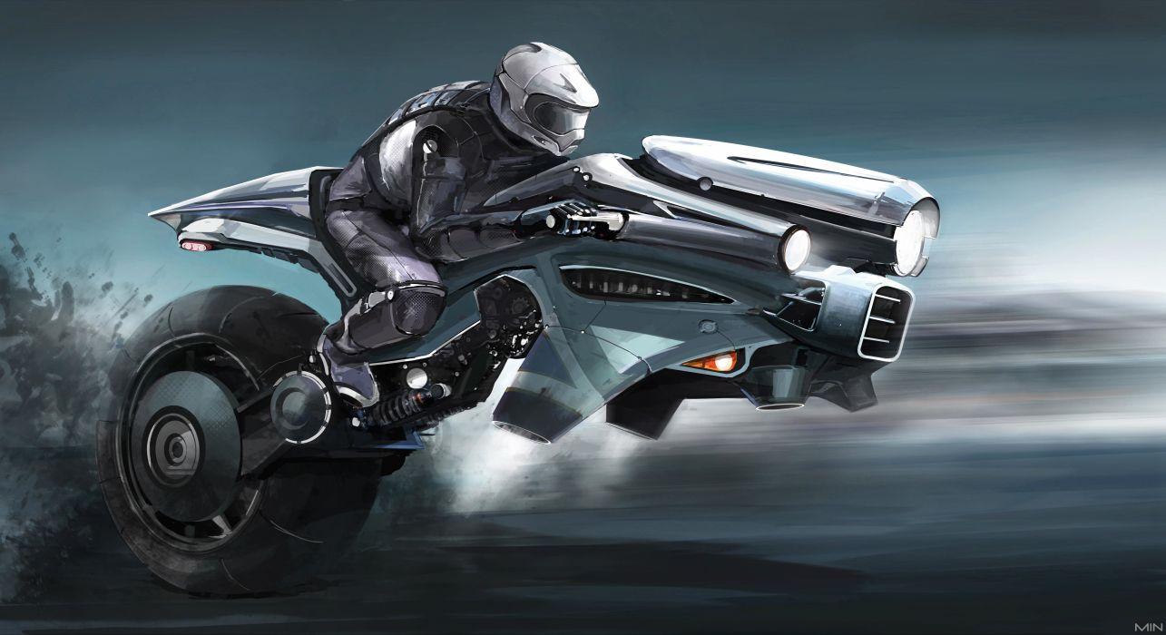 Technics Fantasy vehicle wallpaper