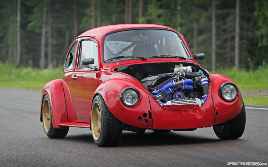 Volkswagen Bug tuning classic engine engines        f wallpaper
