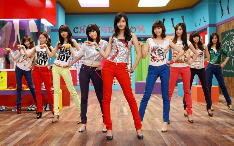 Girls Generation SNSD celebrity Asian kpop k-pop bubblegum pop wallpaper