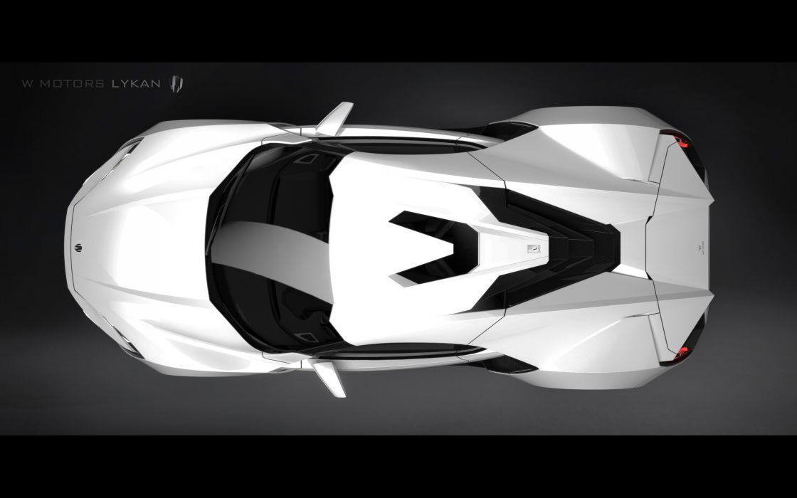 Lykan Hypersport Top View >> 2013 Lykan Hypersport Supercar Supercars G Wallpaper 2560x1600