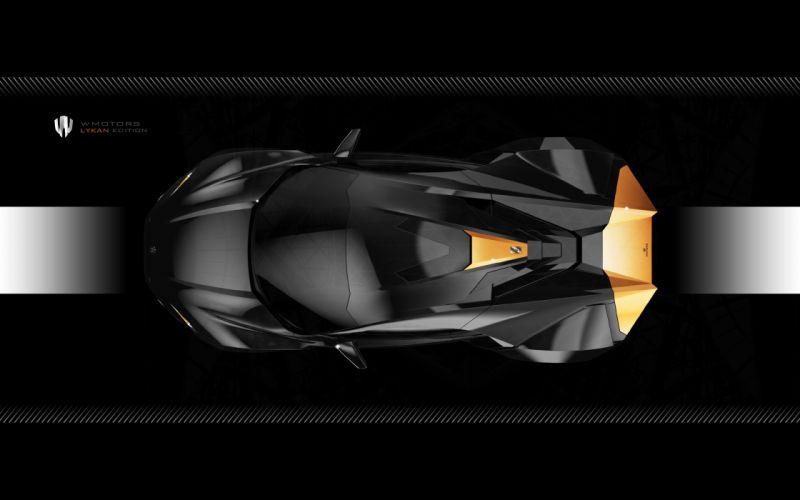 2013 Lykan Hypersport supercar supercars d wallpaper