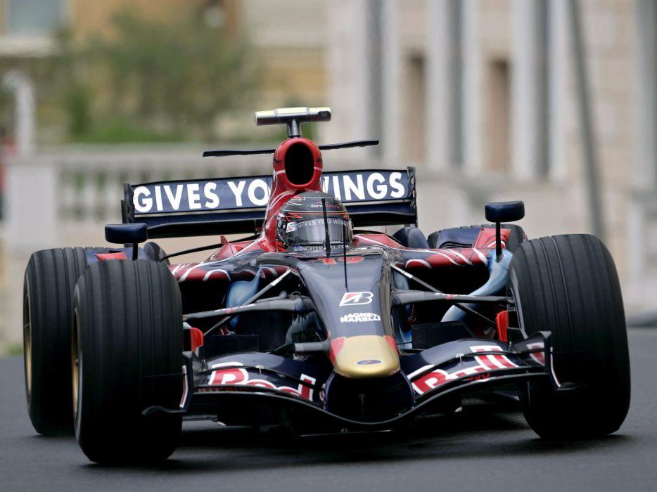 2007 Toro Rosso STR2 formula one formula-1 f-1 race racing   t wallpaper