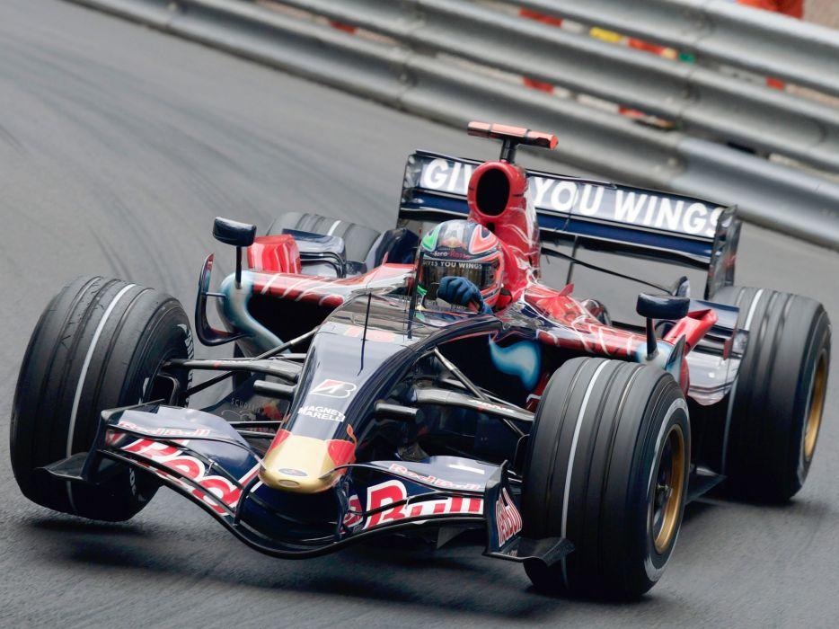 2007 Toro Rosso STR2 formula one formula-1 f-1 race racing wheel wheels  4 wallpaper