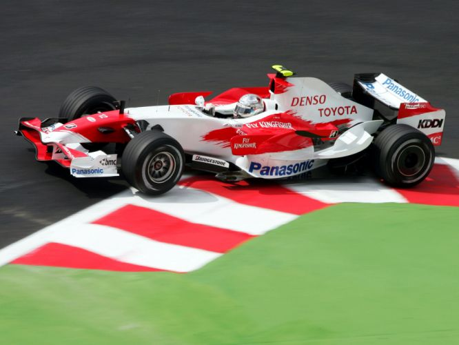 2007 Toyota TF107 formula one formula-1 f-1 race racing ff wallpaper