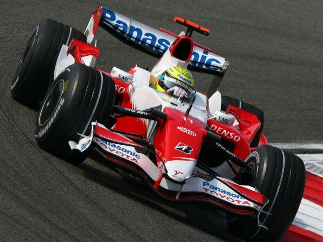2007 Toyota TF107 formula one formula-1 f-1 race racing g wallpaper