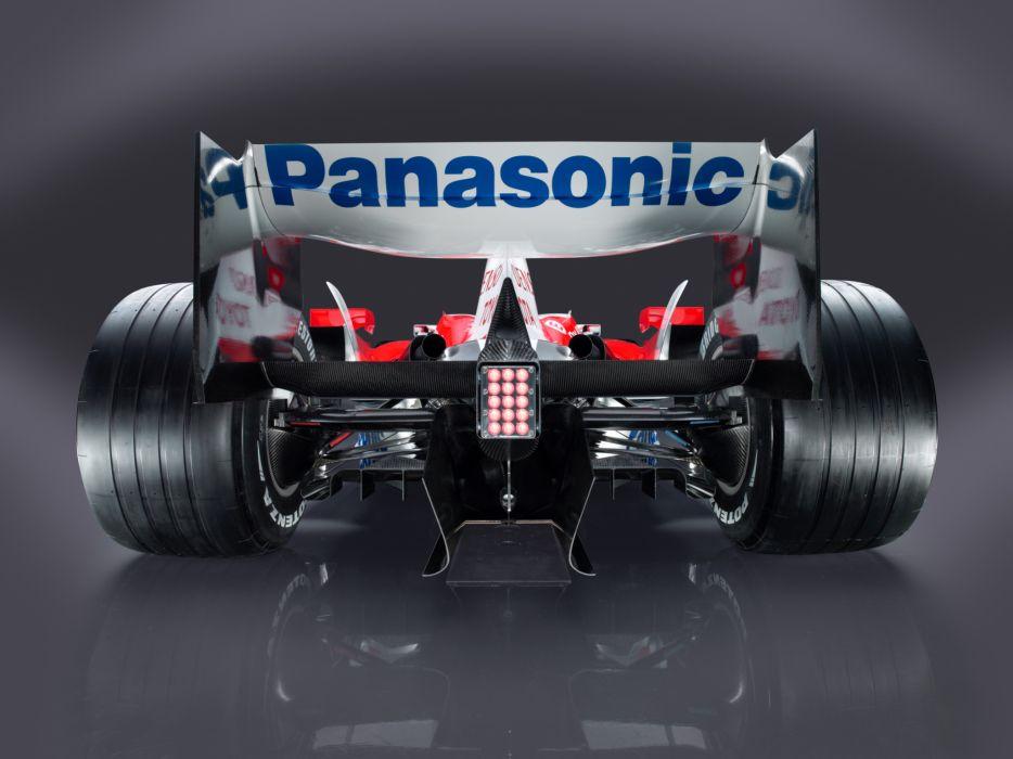 2007 Toyota TF107 formula one formula-1 f-1 race racing wheel wheels       f wallpaper