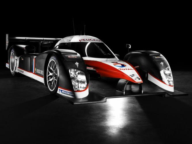 2007 Peugeot 908 HDi FAP race racing le-mans h wallpaper