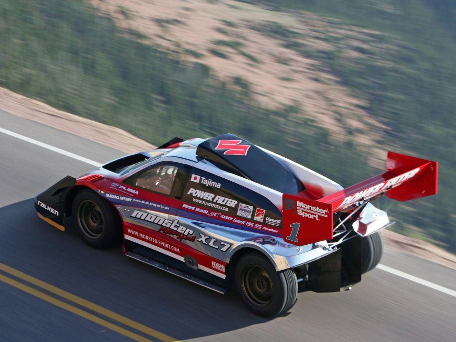 2007 Suzuki Sport XL7 Hill Climb Special pikes peak race racing g wallpaper