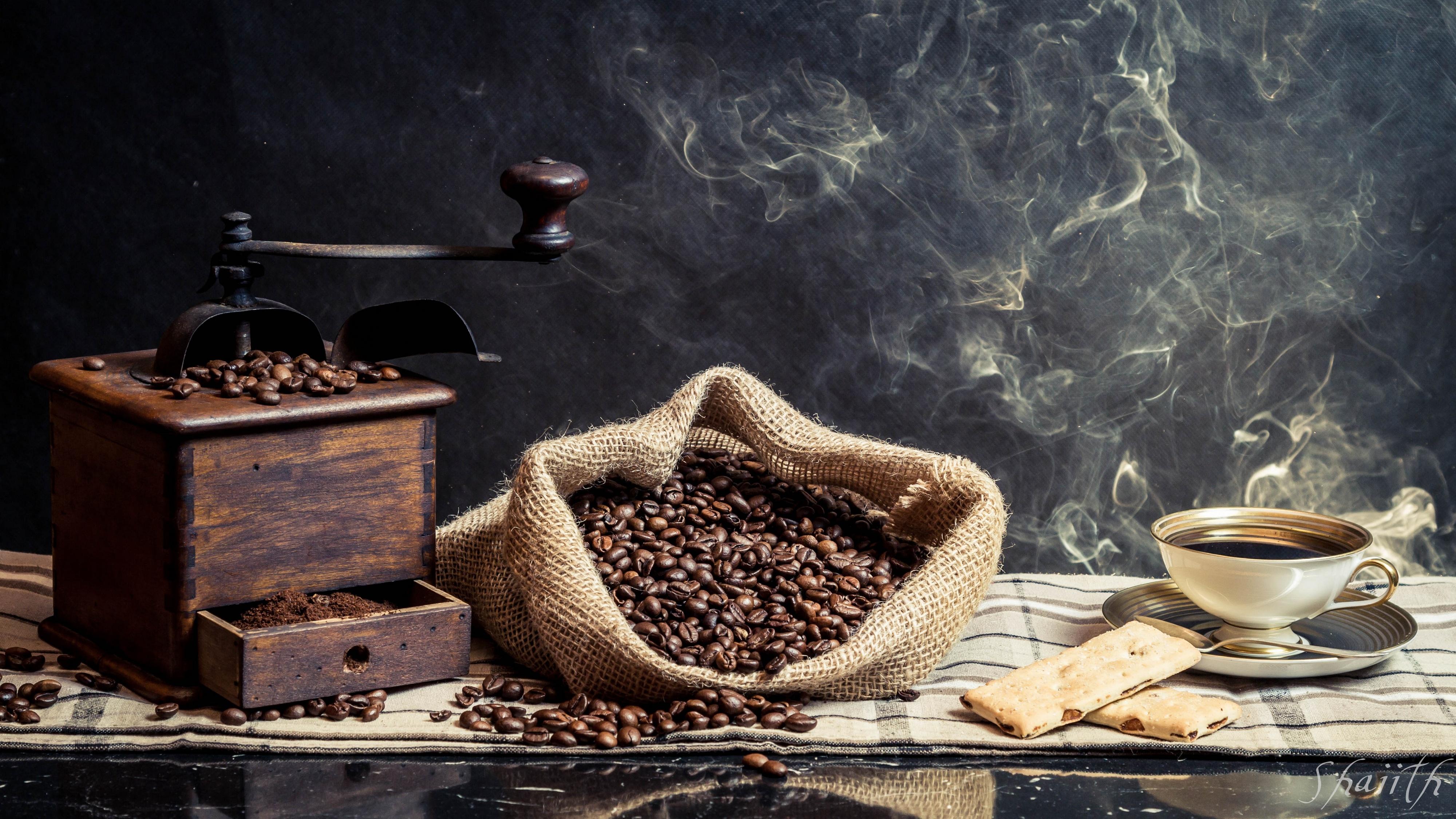 Coffee Beans Wallpaper 4000x2250 126565 Wallpaperup
