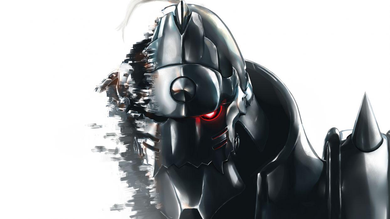 Fullmetal Alchemist sci-fi warrior warriors wallpaper