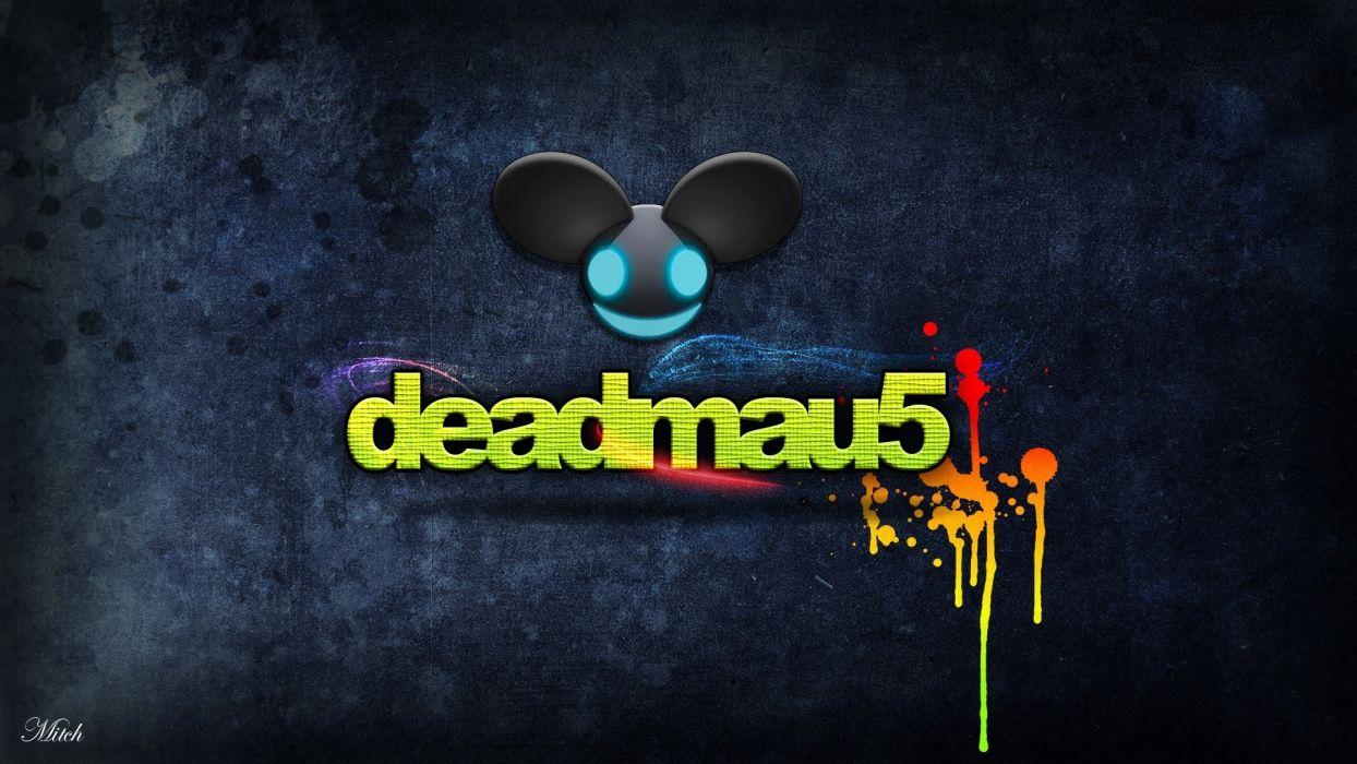Deadmau5  fb wallpaper