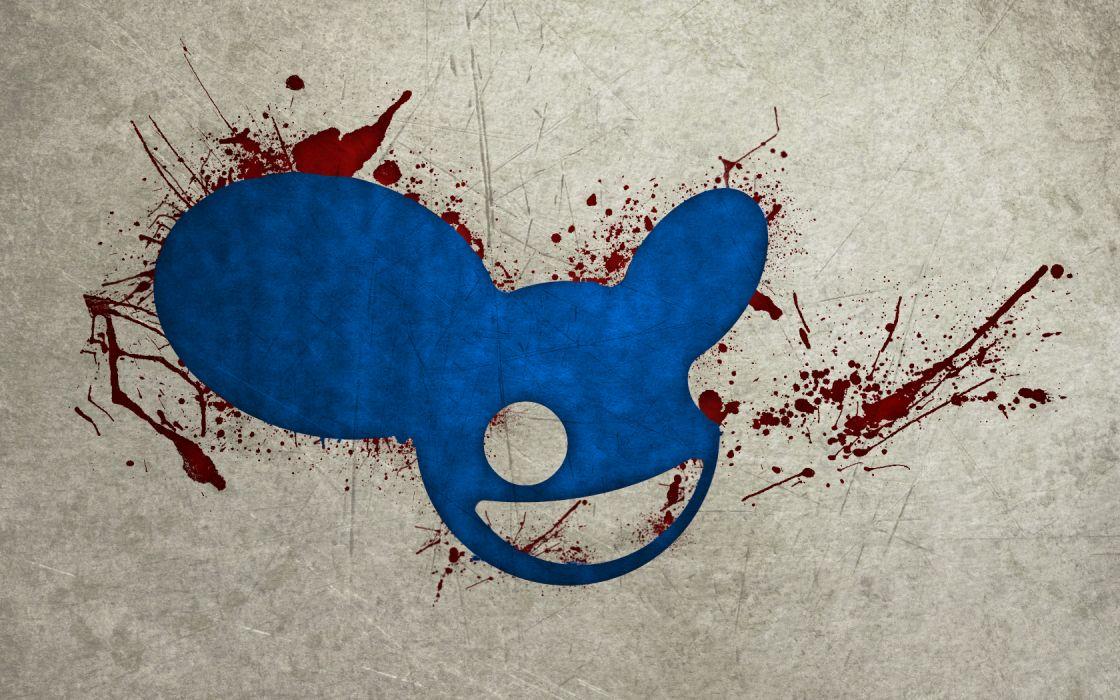 deadmau5 blood wallpaper