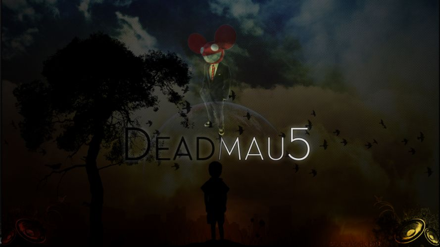 Deadmau5 x wallpaper
