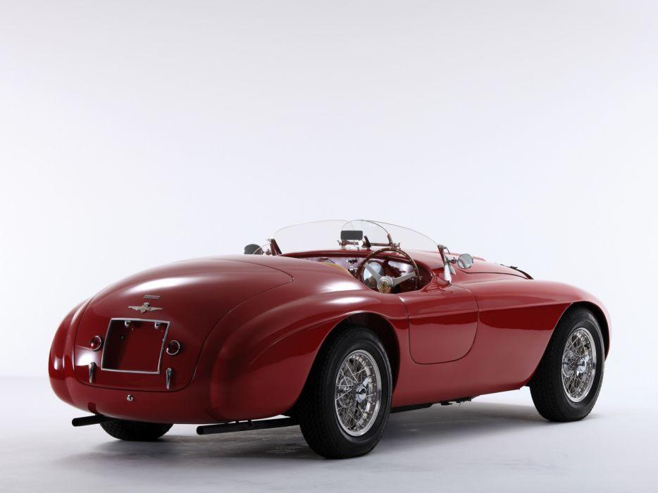 1948 Ferrari 166 MM Touring Barchetta supercar race racing retro  f wallpaper