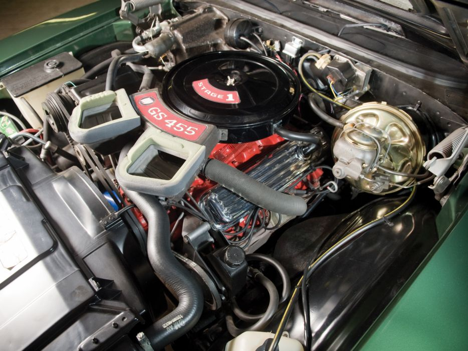 1970 Buick GS Stage 1 Convertible 4667 classic muscle g-s stage-1 engine engines    4 wallpaper