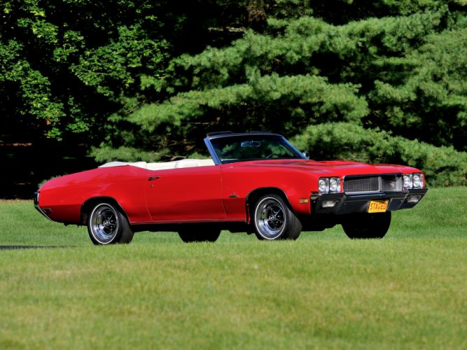 1970 Buick GS Stage 1 Convertible 4667 classic muscle g-s stage-1 g wallpaper