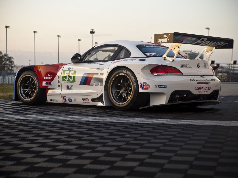 2013 BMW Z-4 GTE E89 race racing   hs wallpaper
