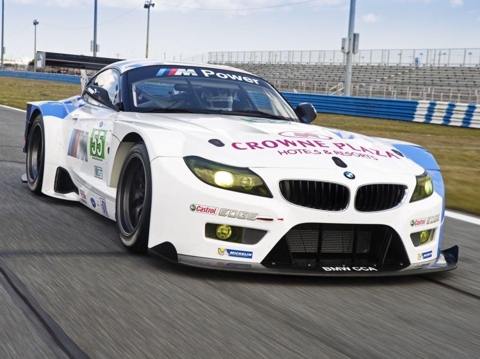 2013 BMW Z-4 GTE E89 race racing wallpaper