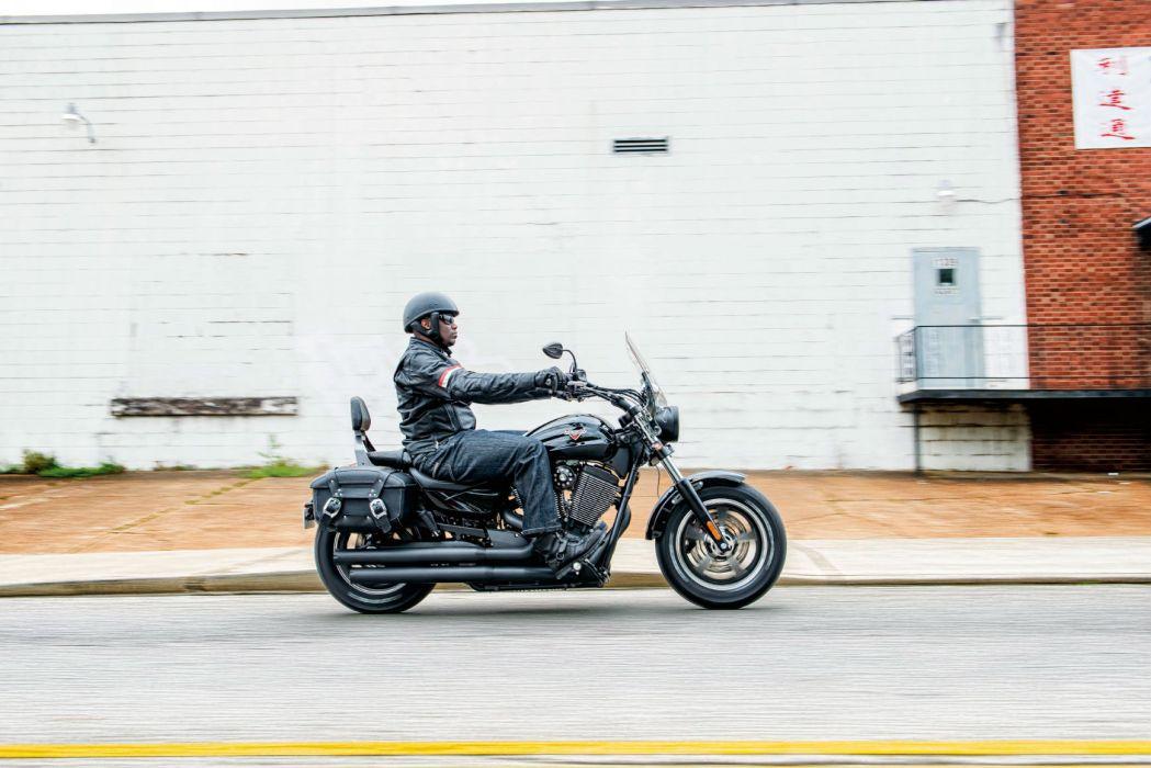 2014 Victory Judge motorbike   f wallpaper