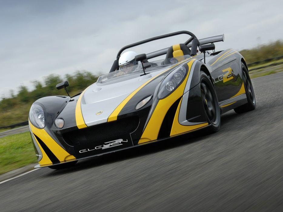 2007 Lotus 2-Eleven supercar supercars race racing   fd wallpaper