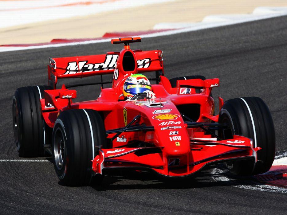 2007 Ferrari F2007 formula one formula-1 f-1 race racing  c wallpaper