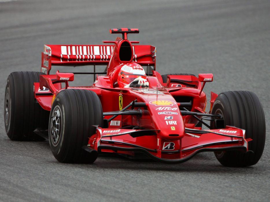 2007 Ferrari F2007 Formula One Formula 1 F 1 Race Racing D